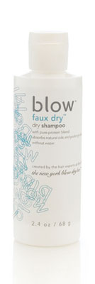 FAUX Dry Shampoo by Blow Hair Care