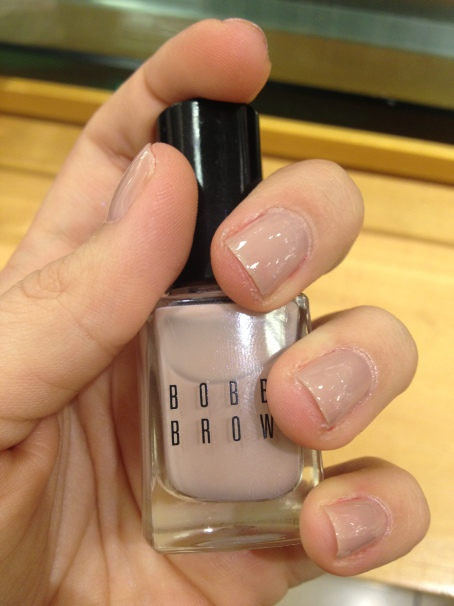 Bobbi Brown Nail Polish Roza
